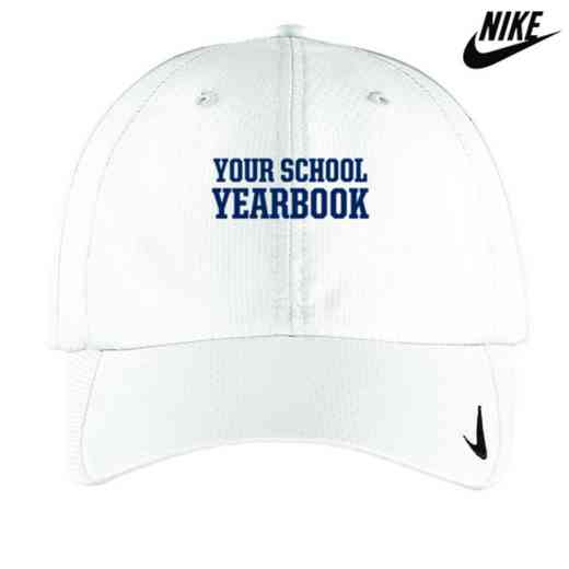 Yearbook Embroidered Nike Sphere Dry Cap