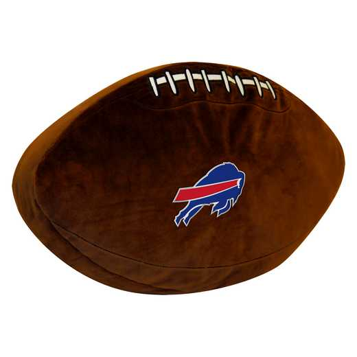 1NFL199000003RET: NW NFL 3D SPORTS PILLOW, BILLS