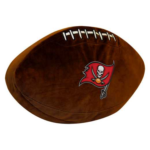 1NFL199000006RET: NW NFL 3D SPORTS PILLOW, BUCS