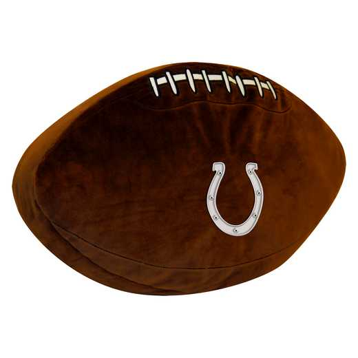 1NFL199000008RET: NW NFL 3D SPORTS PILLOW, COLTS