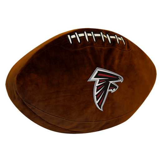 1NFL199000012RET: NW NFL 3D SPORTS PILLOW, FALCONS