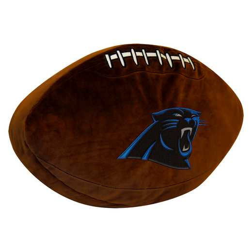 1NFL199000018RET: NW NFL 3D SPORTS PILLOW, PANTHERS