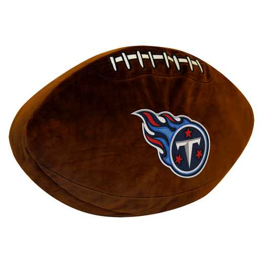 1NFL199000016RET: NW NFL 3D SPORTS PILLOW, TITANS