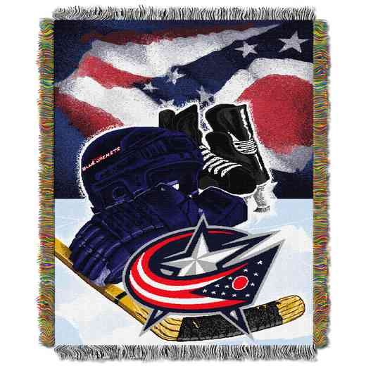 1NHL051010031RET: NW HOME ICE ADVANTAGE, BLUE JACKETS