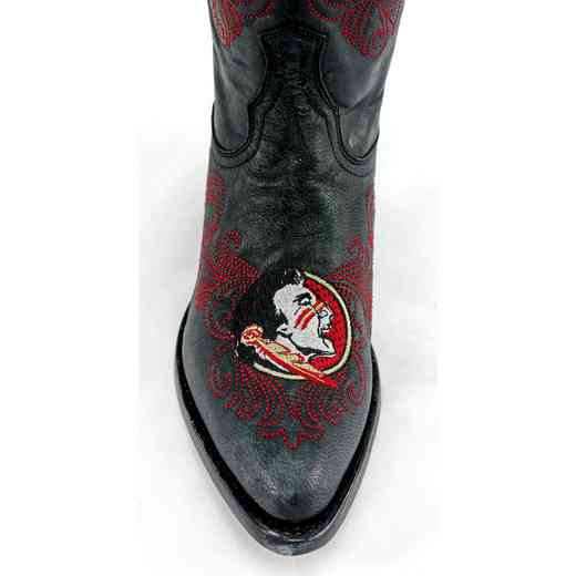 "Women's 13"" Florida State University Seminoles Tailgate Cowgirl Boots by Gameday Boots"