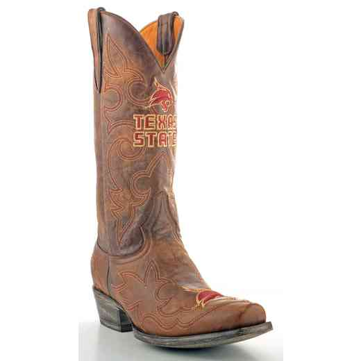 Men's Texas State Bobcats Tailgate Cowboy Boots