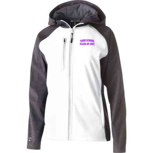 Class of  Embroidered Holloway Women's Raider Soft Shell Jacket