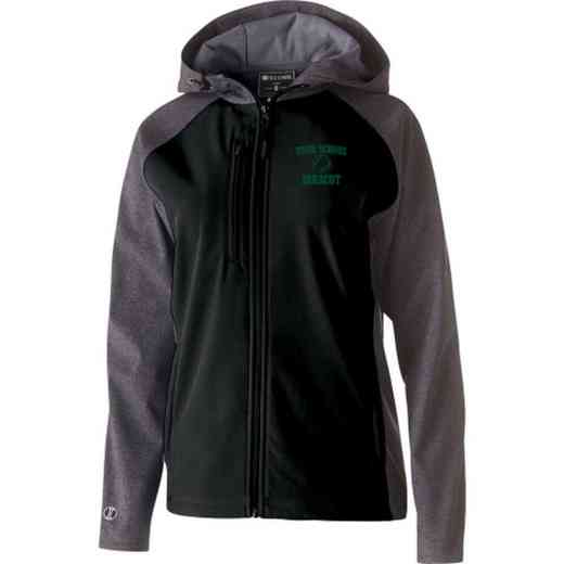 Softball Embroidered Holloway Women's Raider Soft Shell Jacket