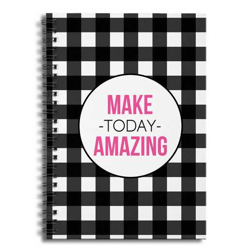 4628-AZ: Make Today Amazing Notebook