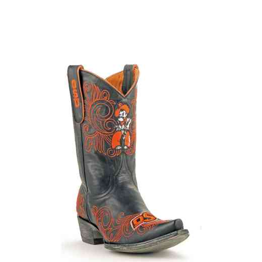 """Women's 10"""" Oklahoma State Cowboys Tailgate Cowboy Boots"""