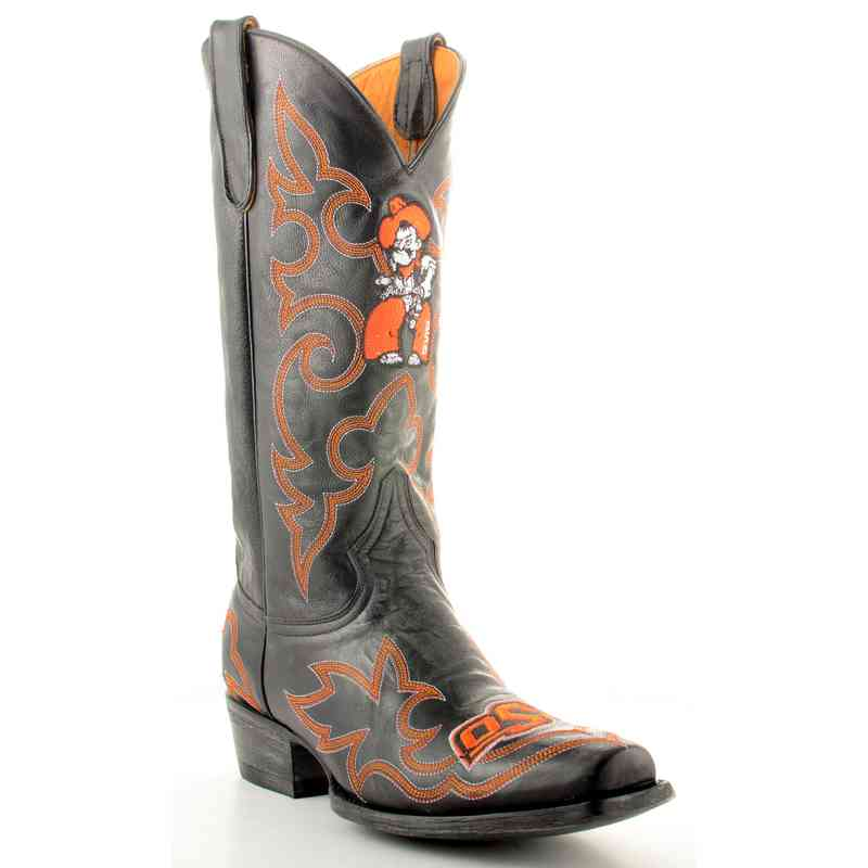Men's Oklahoma State Cowboys Tailgate Cowboy Boots