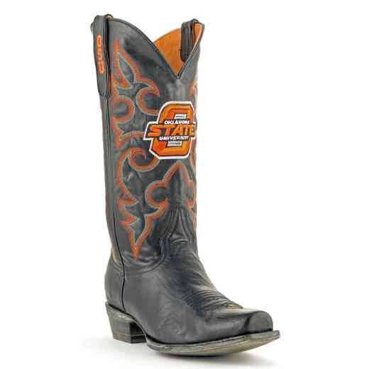 Men's Oklahoma State Cowboys Executive Cowboy Boots by Gameday Boots