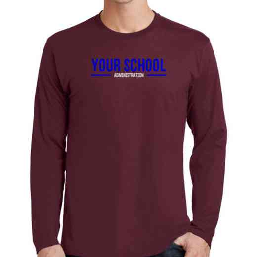 Administration Fan Favorite Cotton Long Sleeve T-Shirt