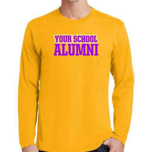 Alumni Fan Favorite Cotton Long Sleeve T-Shirt