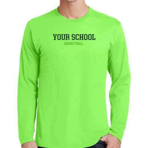 Basketball Fan Favorite Cotton Long Sleeve T-Shirt