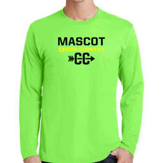 Cross Country Fan Favorite Cotton Long Sleeve T-Shirt