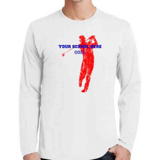 Golf Fan Favorite Cotton Long Sleeve T-Shirt