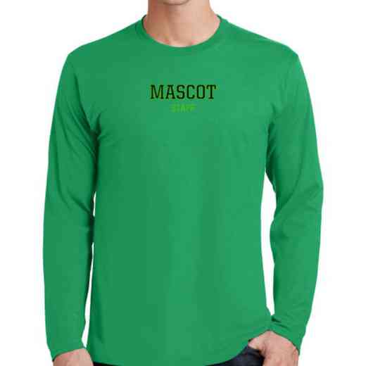 Staff Fan Favorite Cotton Long Sleeve T-Shirt