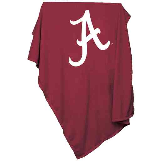 102-74: Alabama Sweatshirt Blanket