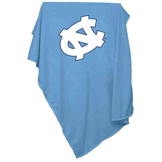 185-74: North Carolina Sweatshirt Blanket