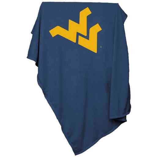 239-74: West Virginia Sweatshirt Blanket