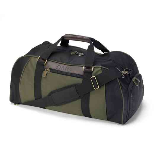 GC294: Personalized Logan Deluxe Duffle Bag