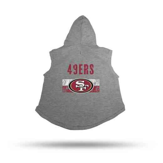 San Fransisco 49ers Pet Hoodie