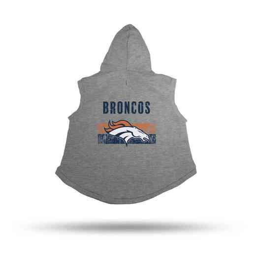 Denver Broncos Pet Hoodie