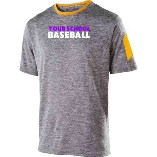 Baseball Holloway Youth Electron Shirt