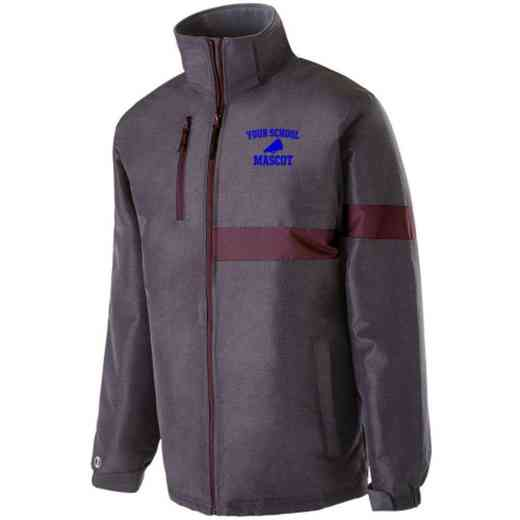 Drill Team Embroidered Holloway Raider Heavy Weight Jacket