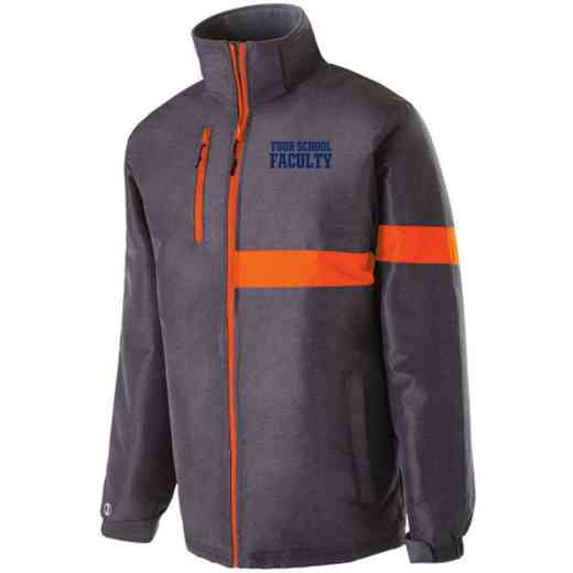 Faculty Embroidered Holloway Raider Heavy Weight Jacket