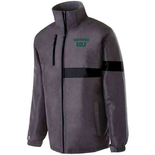 Golf Embroidered Holloway Raider Heavy Weight Jacket