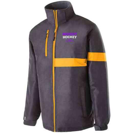 Hockey Embroidered Holloway Raider Heavy Weight Jacket
