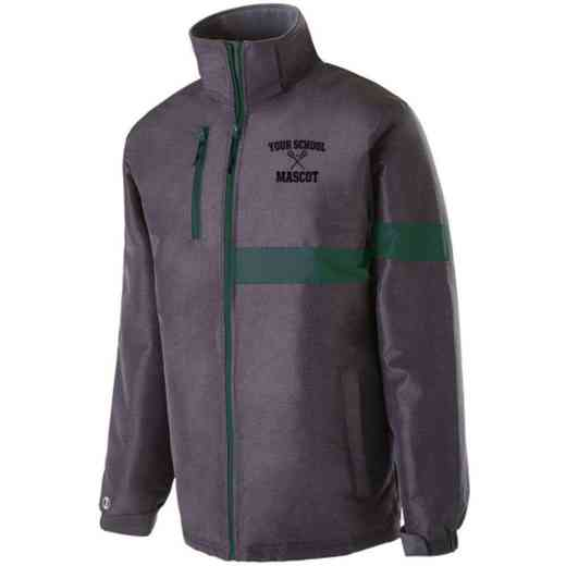 Lacrosse Embroidered Holloway Raider Heavy Weight Jacket