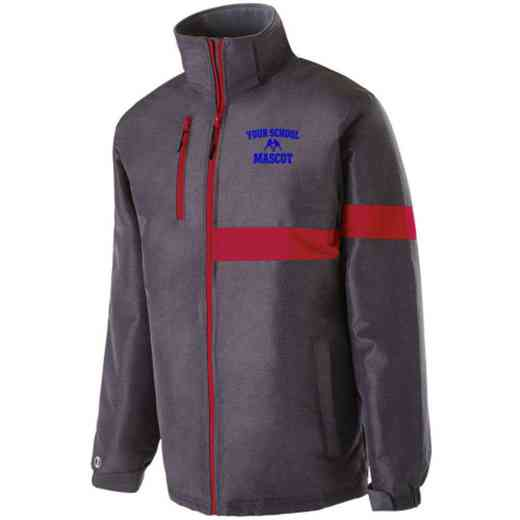 Wrestling Embroidered Holloway Raider Heavy Weight Jacket