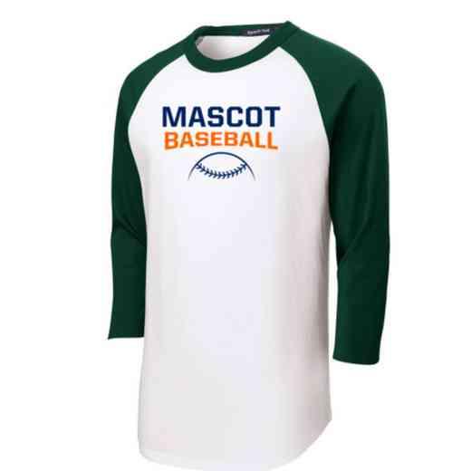 Baseball Youth Sport-Tek Baseball T-Shirt