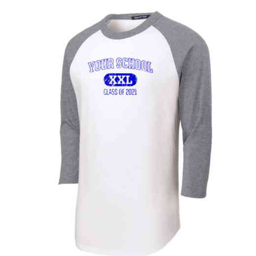 Class of  Youth Sport-Tek Baseball T-Shirt