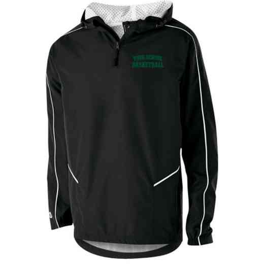 Basketball Holloway Youth Embroidered Wizard Pullover Jacket