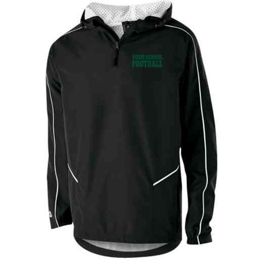 Football Holloway Youth Embroidered Wizard Pullover Jacket