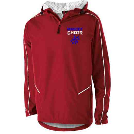 Choir Holloway Embroidered Wizard Pullover Jacket