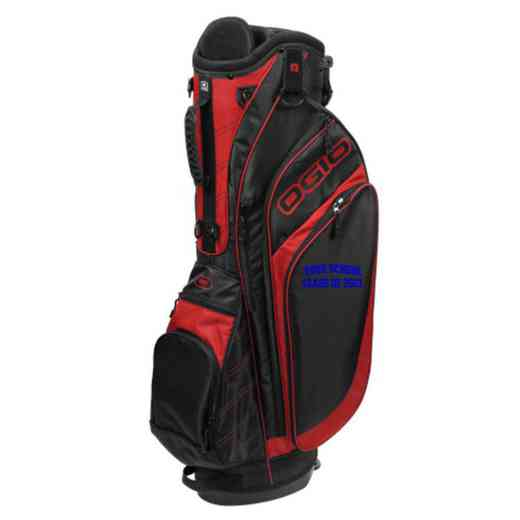 "Class of """" OGIO XL Extra Light Golf Bag"