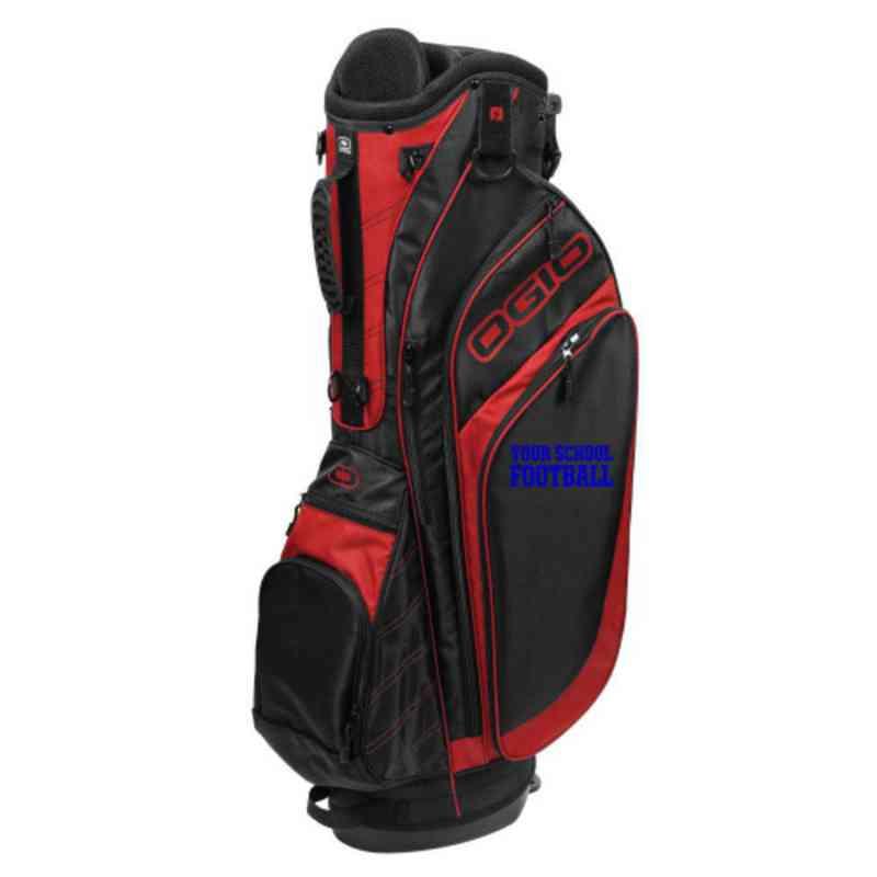 Football OGIO XL Extra Light Golf Bag