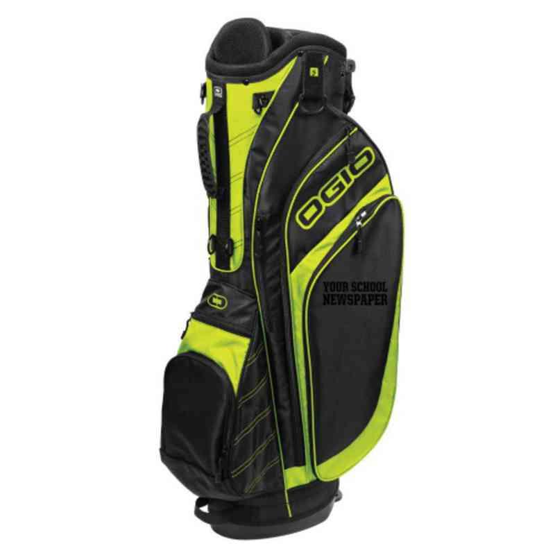 Newspaper OGIO XL Extra Light Golf Bag