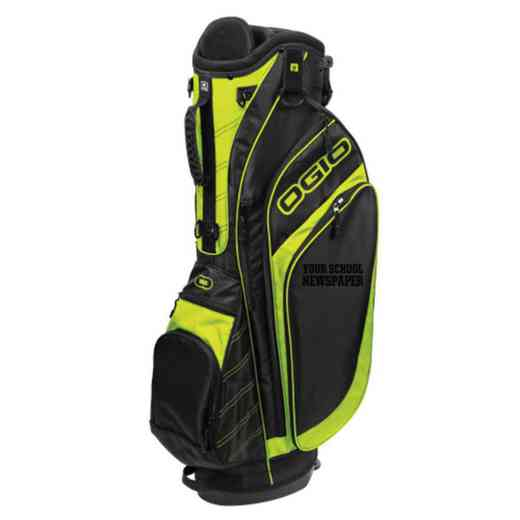 Newspaper OGIO XL Extra Light Golf Bag