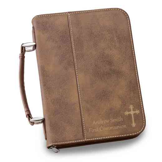 GC1441 Rustic: Personalized Large Bible Case RUSTIC