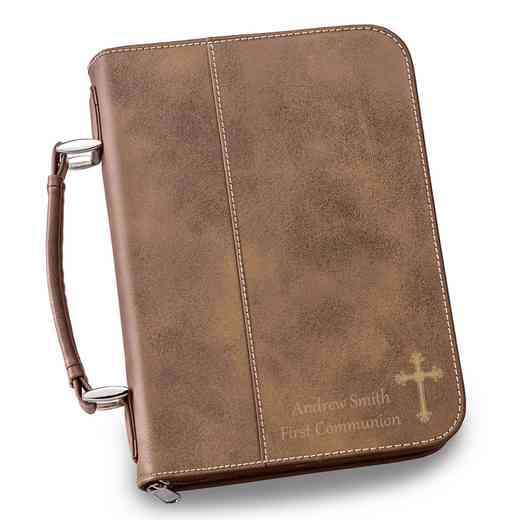 GC1442 Rustic: Personalized Small Bible Case RUSTIC