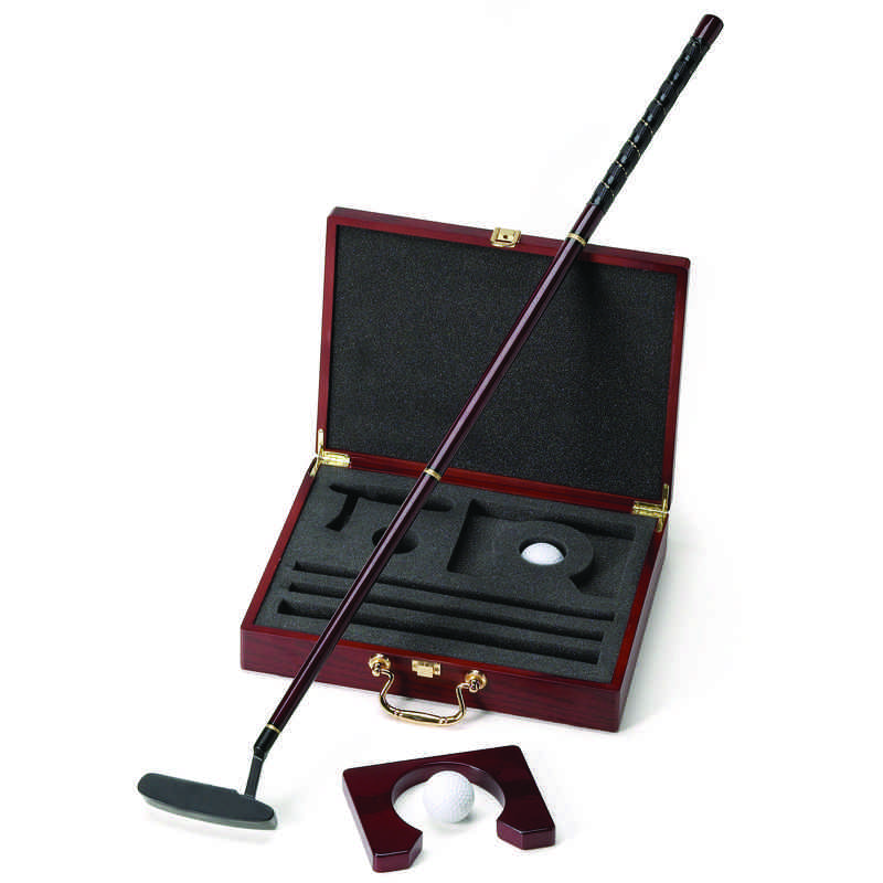 GC252: Personalized Golf Putter Set