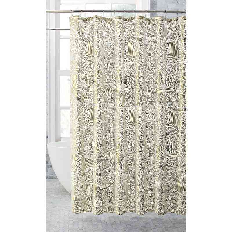 HPR-SHC-7272-I2: VCNY Harper Metallic Floral SC Taupe