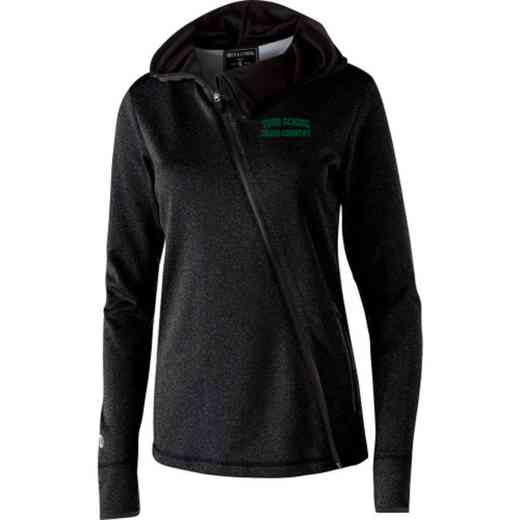 Cross Country Embroidered Holloway Ladies Artillery Jacket
