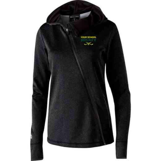 Hockey Embroidered Holloway Ladies Artillery Jacket